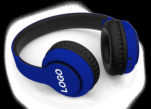 Mambo - Logo Bluetooth Headphones