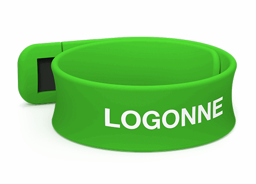 Slap - Customized USB Bracelet