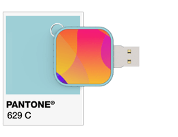 Pantone® Värikoodit  USB-muistitikku