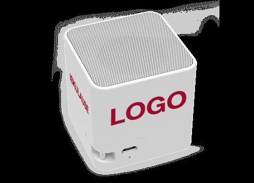 Cube - Logopainatus Kaiutin