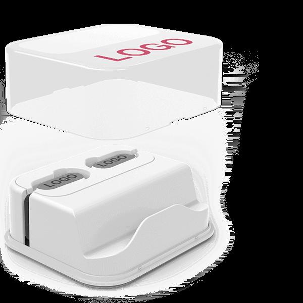 Peak Bluetooth® - Kustomoitu Langattomat Nappikuulokkeet
