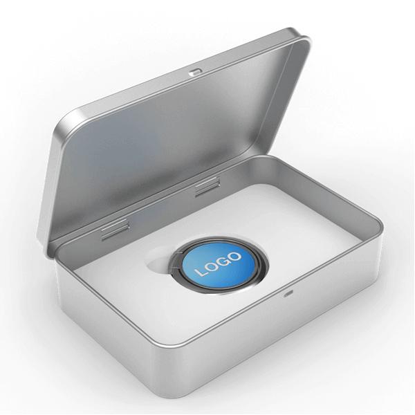 Hoop - Sormikahvan Renkaat Yrityksen Logolla