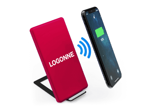 Incline - Customizable Wireless Charging Pad