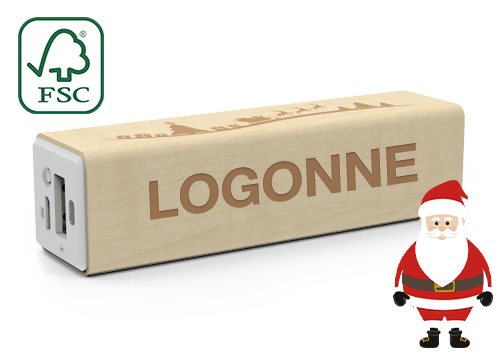 Maple Christmas - Powerbank Osta