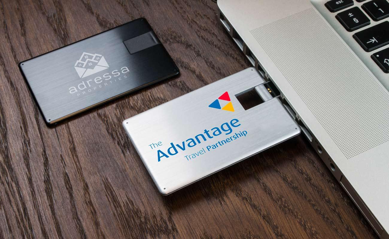 Alloy - USB Käyntikortti