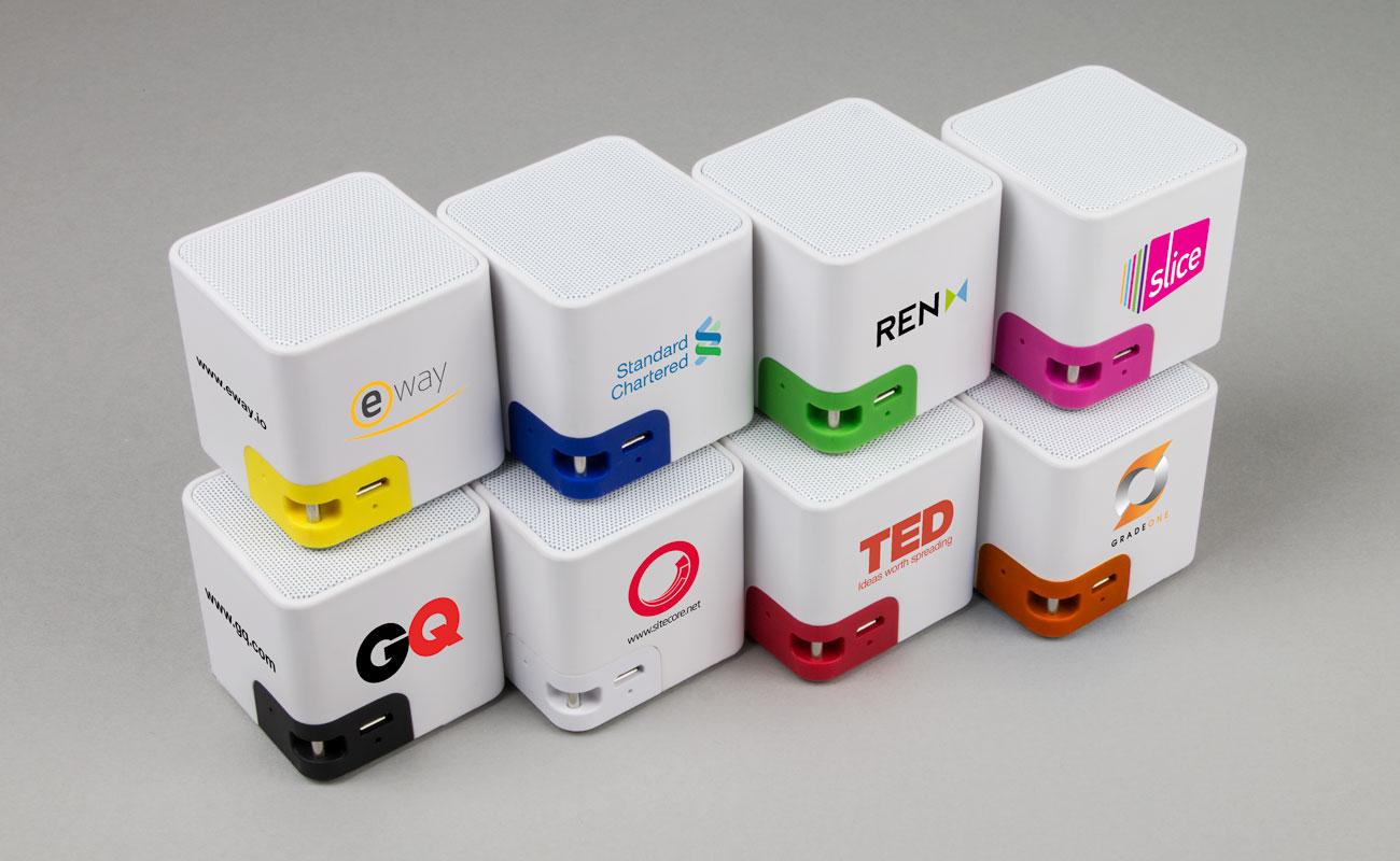 Cube - Tulostus Kaiutin