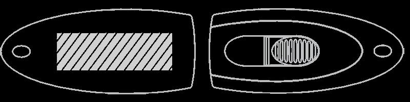 USB-muistitikku Laserkaiverrus