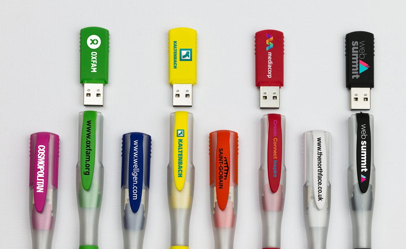 Ink - Kustomoitu USB Kynä