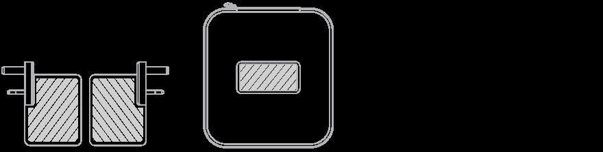 USB Matkalaturi Silkkipainatus