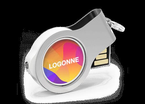 Light - Muistitikkuja Logolla