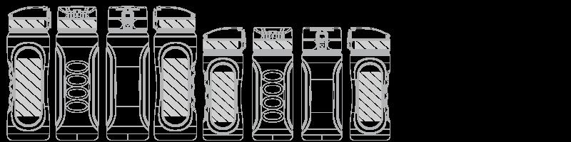 Vesipullo Silkkipainatus