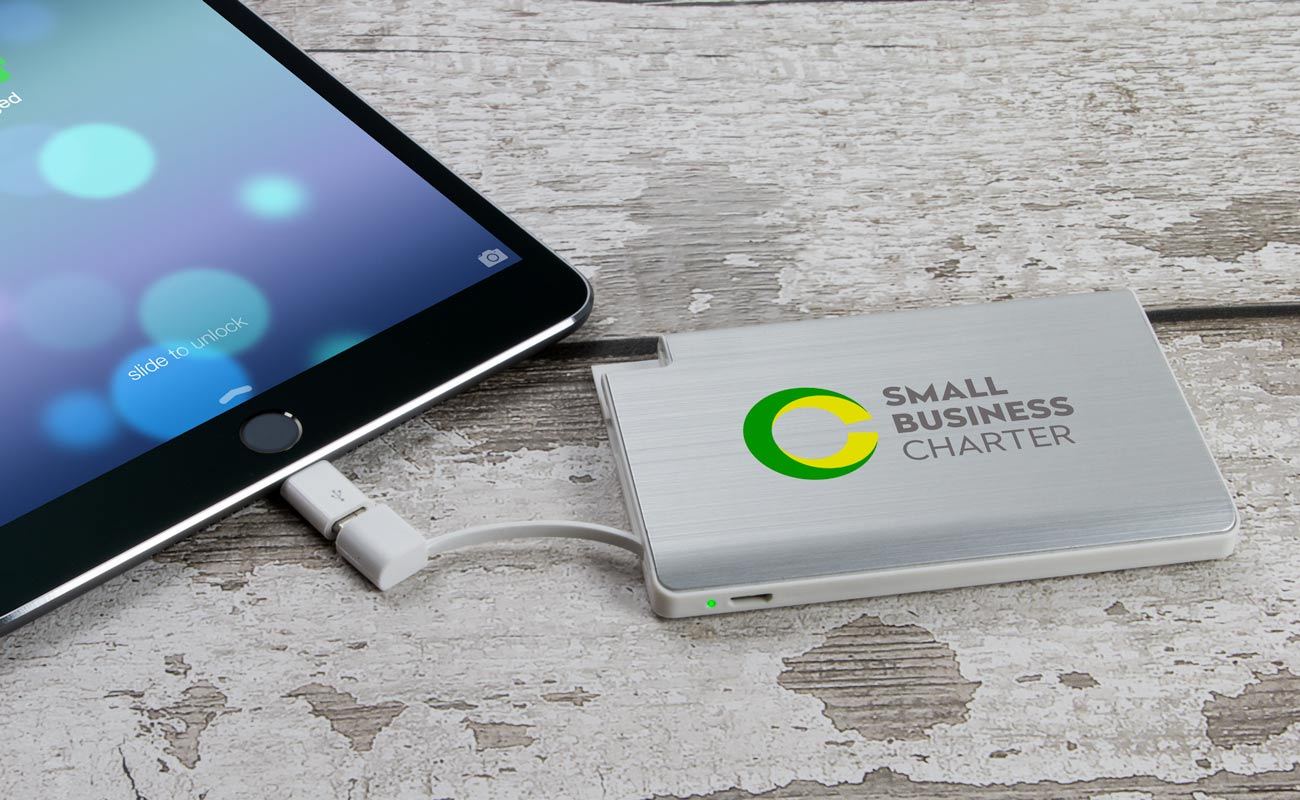 Volt - Power Bank Logolla
