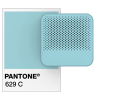 "Pantone® Värikoodit  Bluetooth<sup style=""font-size: 75%;"">®</sup> Kaiutin"
