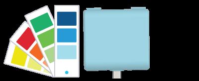 Pantone® Värikoodit  Power Bankki